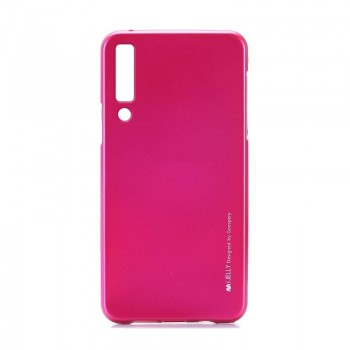 I JELLY CASE FOR SAMSUNG GALAXY A7 HOT PINK