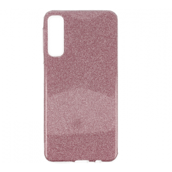 FORCELL SHINING CASE SAMSUNG GALAXY A7 2018 PINK