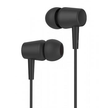 CELEBRAT earphones G13 με μικρόφωνο, 10mm, 1.2m, μαύρο