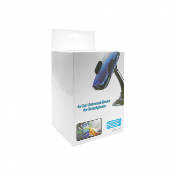 Universal phone holder HL-67, Black - 17342