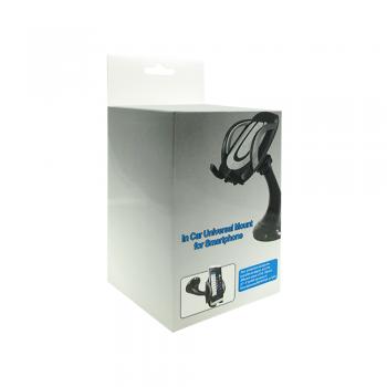 Universal phone holder HL-68, Black - 17346