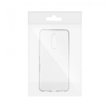 Ultra Slim 0,3mm for Huawei Y7 (2019) Silicone cover Transparent