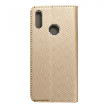 Smart Case Book for HUAWEI Y7 2019 gold