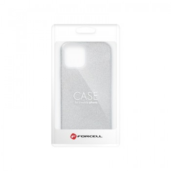 Forcell SHINING Case for XIAOMI Redmi NOTE 10 / 10S silver